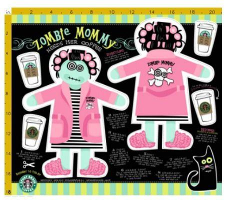 Amazing Handmade Zombie Plush Dolls Toys To Un Die For Felt Fun