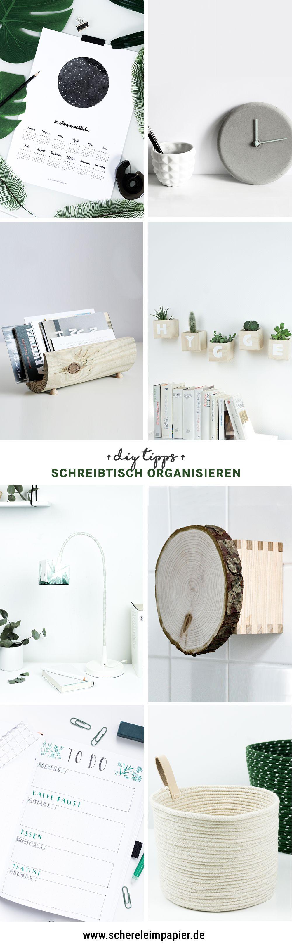 Schreibtisch Organisieren Inspirierend Buro Schreibtisch Weiss