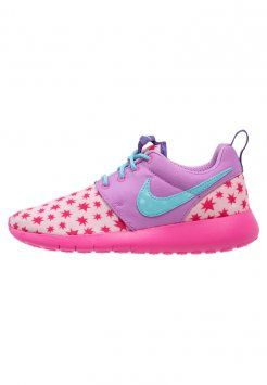 40c20d95b314 Nike Sportswear - ROSHE ONE - Trainers - prism pink tide pool blue fuchsia  glow pink