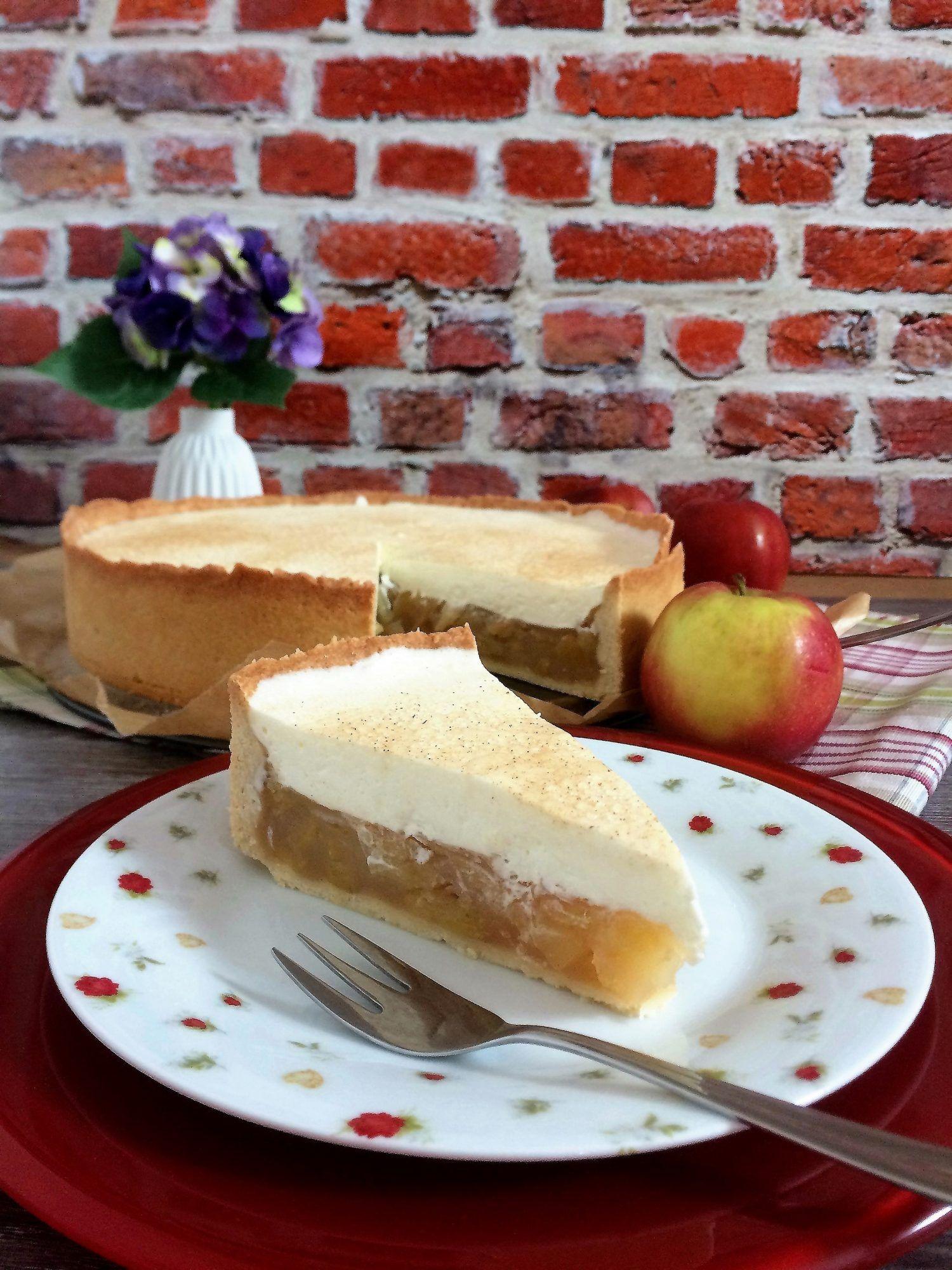 Apfel Schmand Kuchen Rezept Kuchen Und Torten Kuchen Apfel
