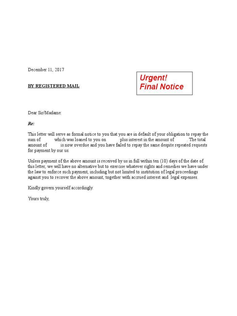 Sample Demand Letter For Payment Letter Templates Free Letter Templates Lettering
