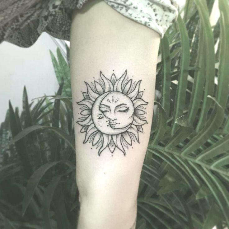 25 Sun And Moon Tattoo Design Ideas Sun Tattoo Designs Tattoos Sun Tattoos