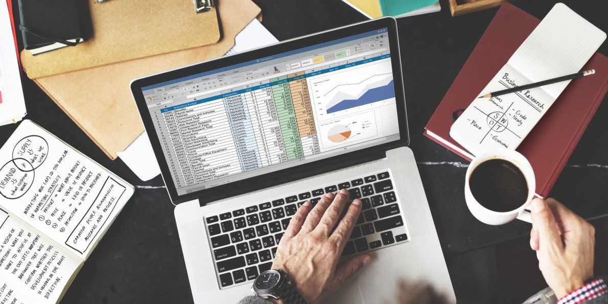 Excel is the go-to tool for finance professionals and ...