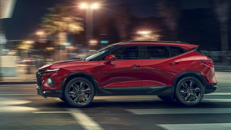 2019 Chevy Blazer Revealed With Details And Photos Chevrolet