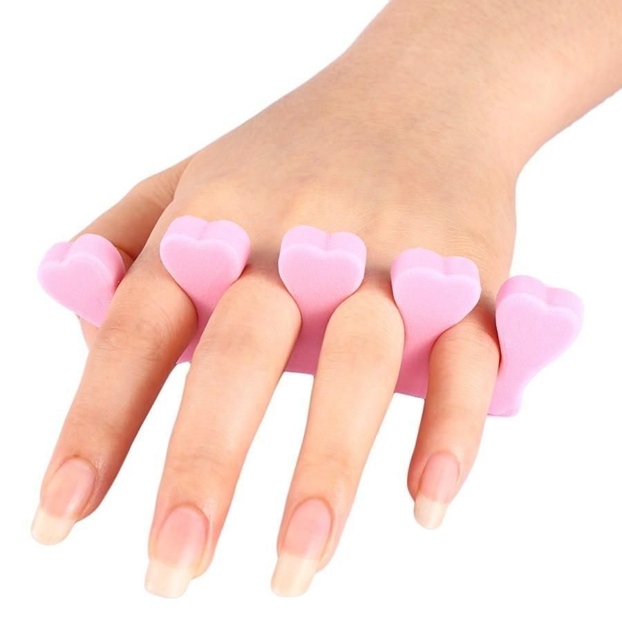 Best Deal New Top Quality Professional Soft Finger Toe Separator ...