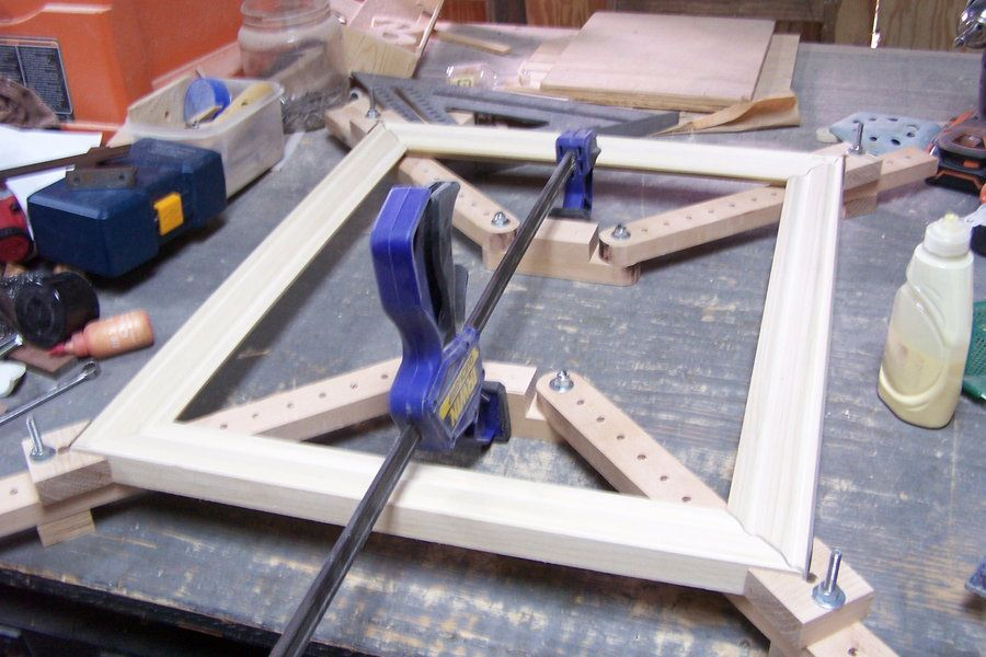 Picture frame clamp - by ldl @ LumberJocks.com ~ woodworking ...