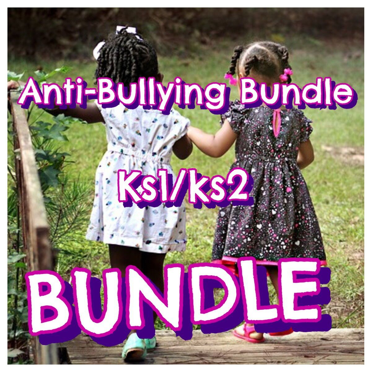 Anti Bullying Bundle For Ks1 Ks2