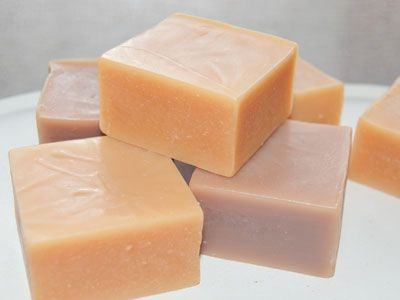 Orange Blossom Homemade Soap Recipe