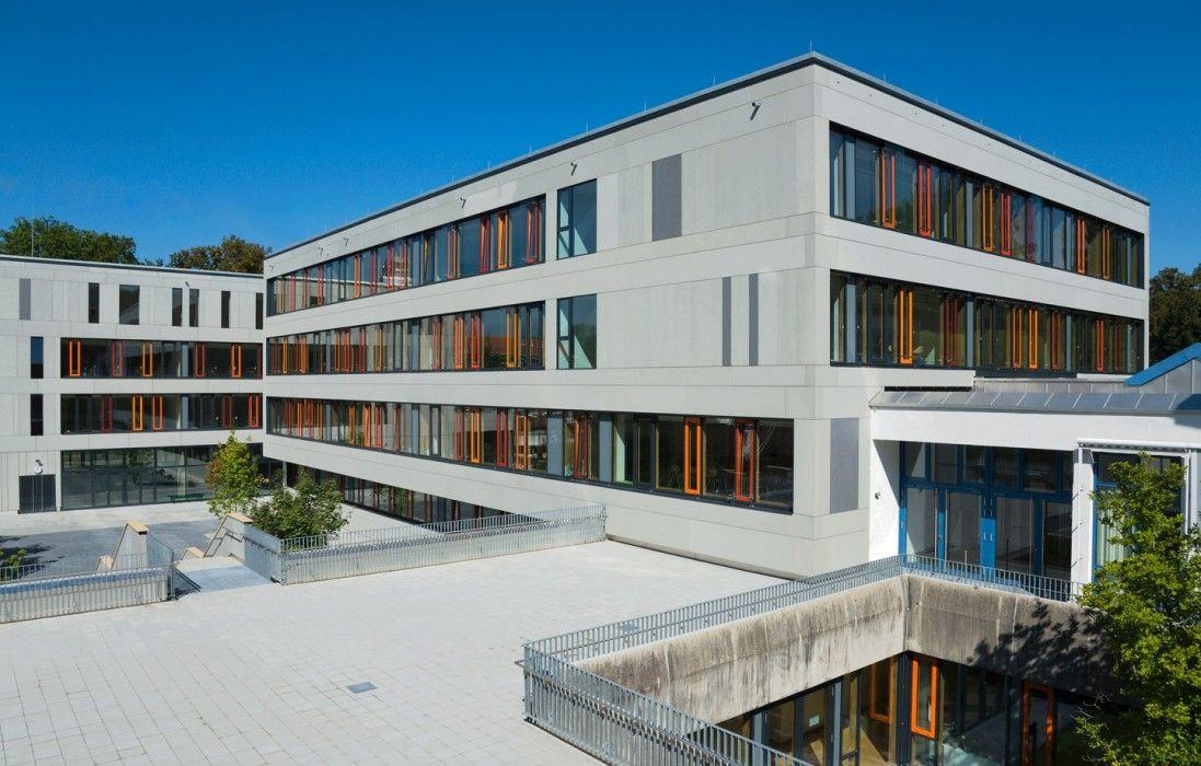 Behringer Beratende Ingenieure   Realschule Miesbach