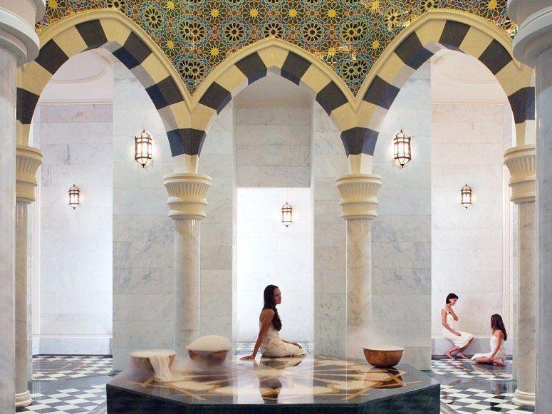 Hot List 2012 Hot Spas Hotel Spa Luxury Spa Hammam