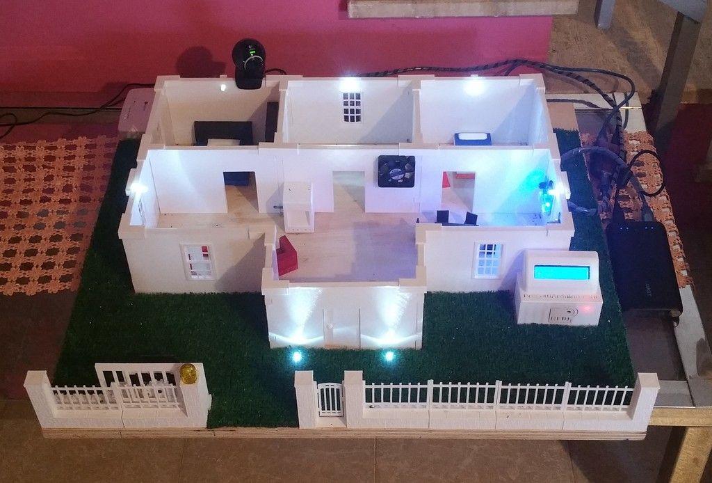 Home Automation Casa Domotica Con Arduino By Progettiarduino