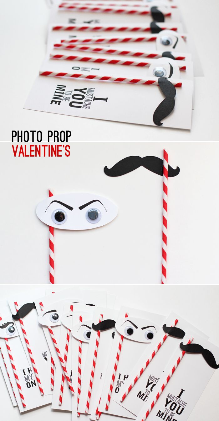 photo prop valentine's with templates