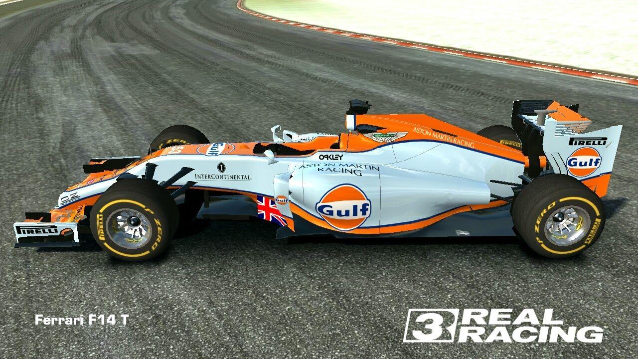 Real racing 3 mod skin livery vinly 201