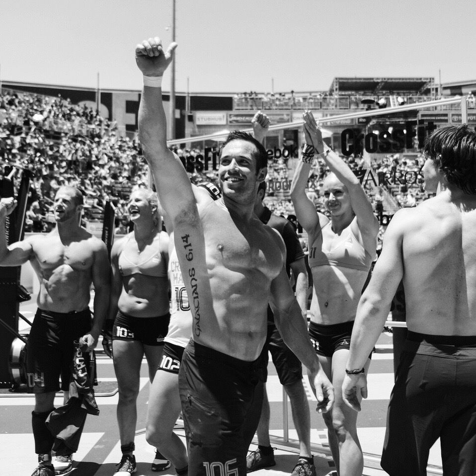 Rich Froning And Crossfit Mayhem Freedom After Clinching The Crossfit Games Affiliate Cup For The Second Consecutive Crossfit Athletes Crossfit Games Crossfit