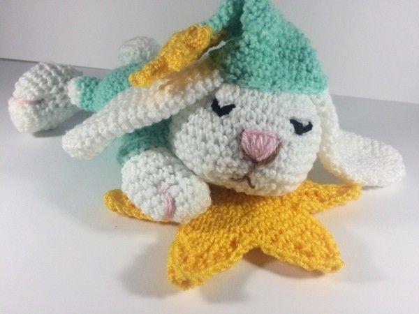Häkelanleitung Kleiner Hase Im Traumland Crochet Pinterest