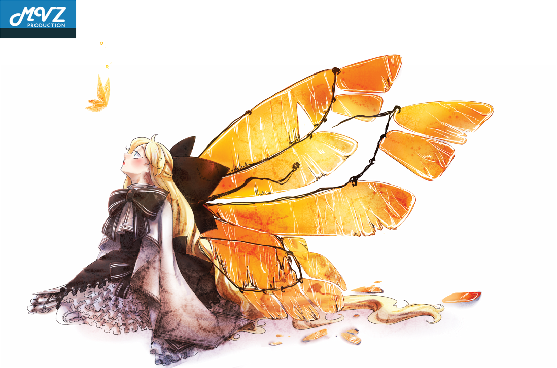 My Heart Album Track 08. Butterfly Shade by porifra on deviantART