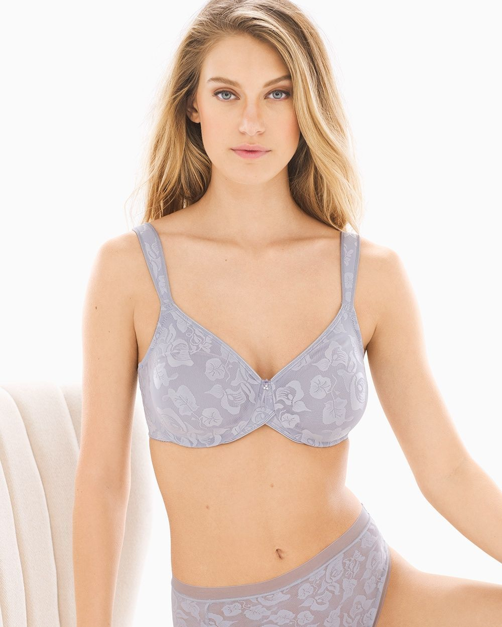 f2c0d7d038aa8 Soma Wacoal Awareness Seamless Unlined Underwire Bra