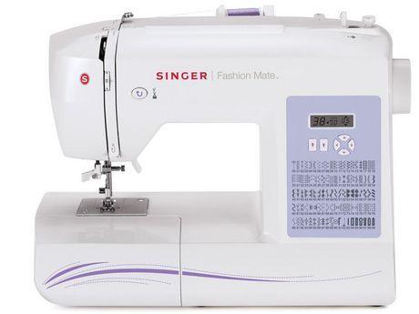 Singer Fashion Mate Sewing Machine Walmart Ca Computerized