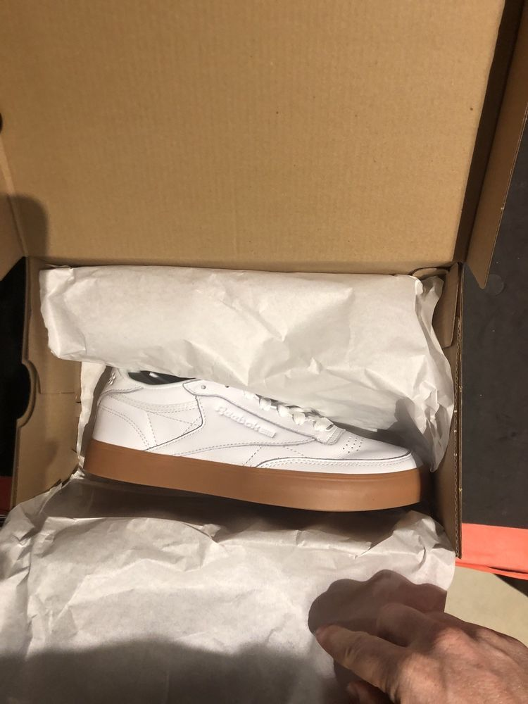 3f7e502639914 Reebok Women s Classic Leather White Gum 49801 Brand New In Box  fashion   clothing  shoes  accessories  womensshoes  athleticshoes (ebay link)