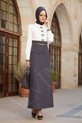 Alvina Online Alisveris Tesettur Giyim Esarp Kaban Kap Etek Ceket Tunik Pantalon Elbise Manto Pardesu Fashion Modest Fashion Hijab Fashion