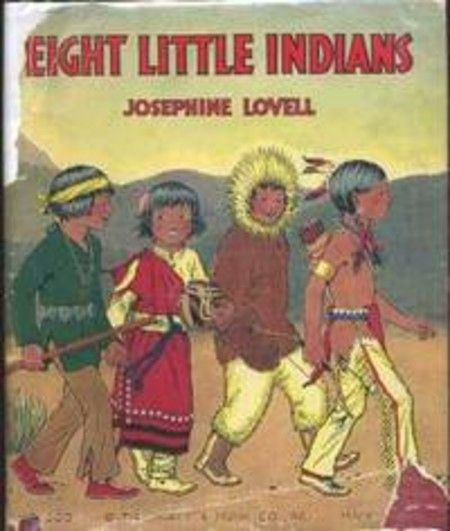 Eight Little Indians by Josephine Lovell   LibraryThing