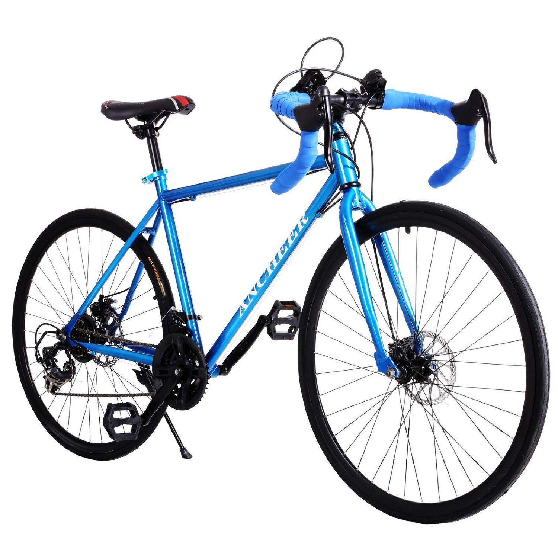 Ancheer Road Bike 21 Speed 700c Hybrid Bicycle Mountain Bikes