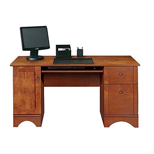 Realspace Dawson 60 Computer Desk Small Computer Desk Office Computer Desk