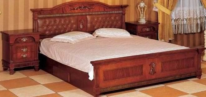 Latest wooden bed designs 2016 amazing modern double bed for Latest model bed design