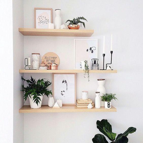 Photo of 41 einfache Möglichkeiten, eine leere Wand zu dekorieren – Seite 4 von 41 – LoveIn Home