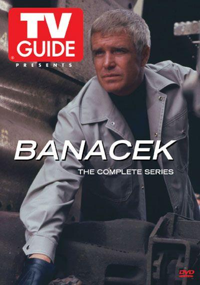 Banacek Starring George Peppard 1972 1974 George Peppard Tv