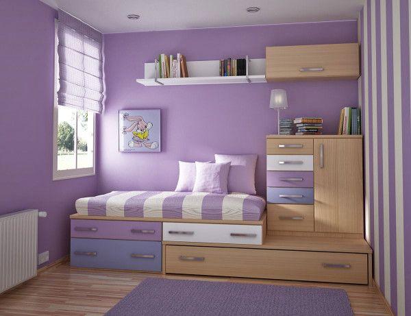 bedroom ideas for single ladies Teen Girl bedroom ideas