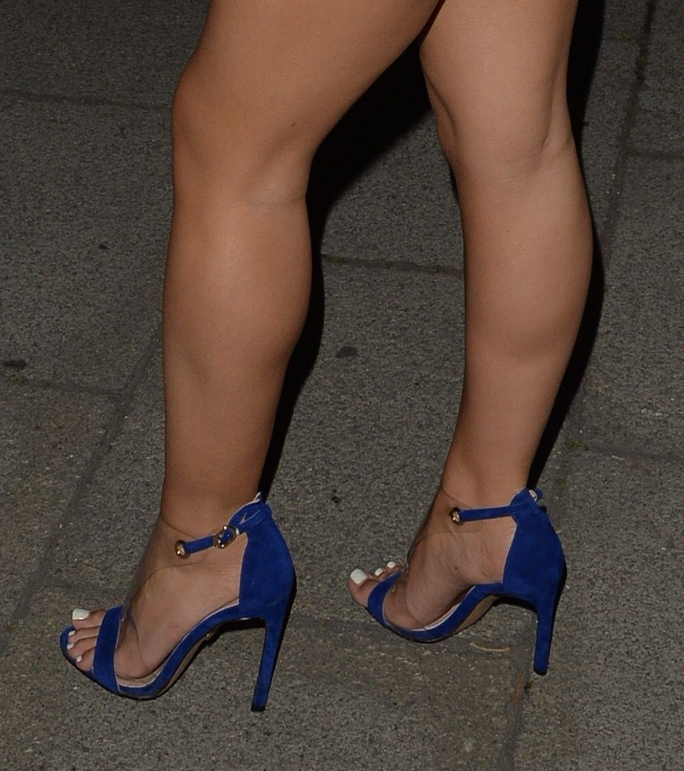 Shoes-passion Selena Gomez Feet And Heels