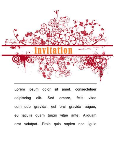 Free Invitation Template The Paper Trail Pinterest Free - best of invitation template free