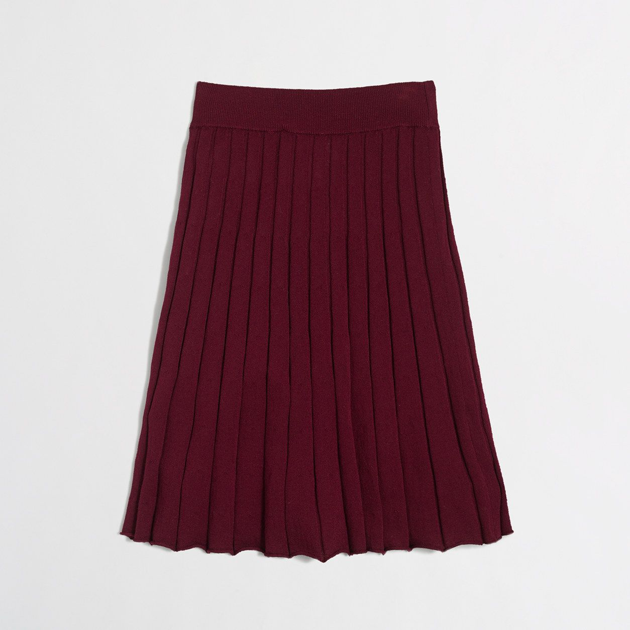 f94dac2573 Pleated merino skirt | s k i r t s | Pleated Skirt, Skirts, Winter ...