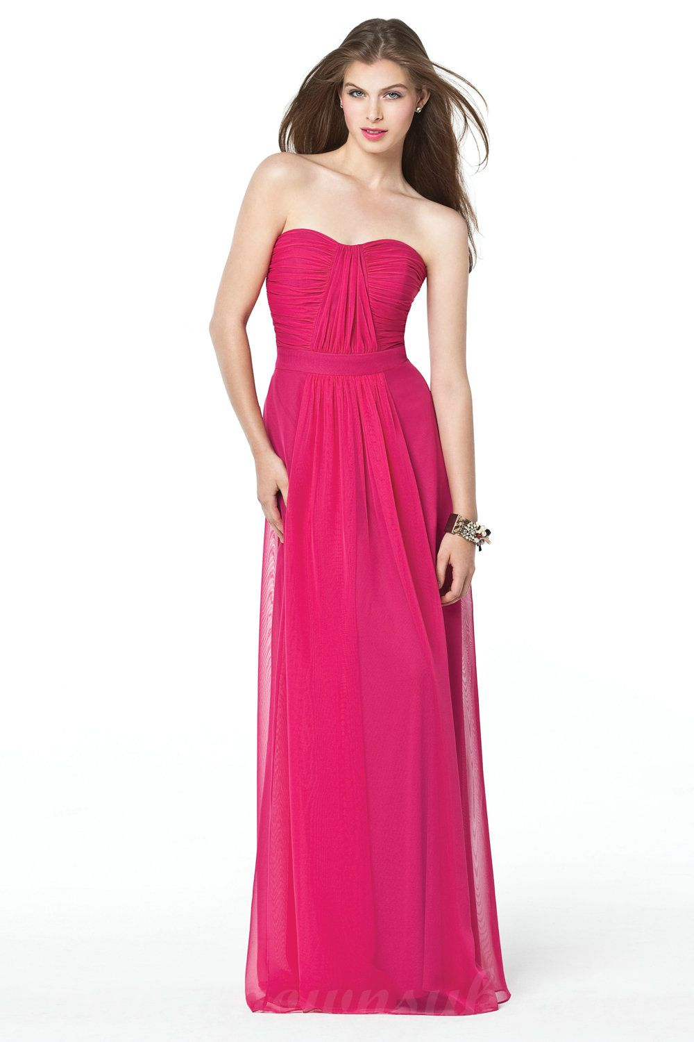 Fuschia Pink Bridesmaid Dresses Uk | Top 100 Pink bridesmaid ...