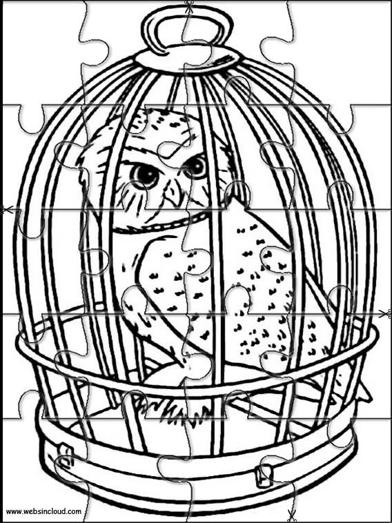 Cool Owl Coloring Pages Ideas Owl Coloring Pages Harry Potter