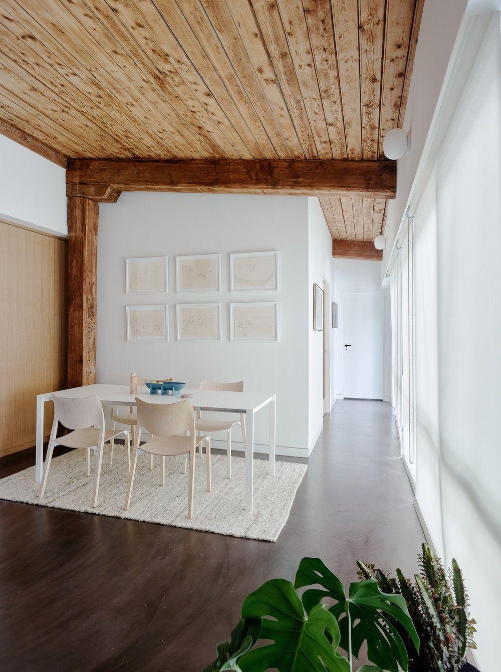 Gowanus Loft is a minimalist interior located