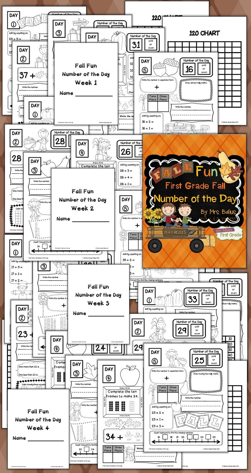 Place Value Worksheets Math First Grade Place Value Number Of The