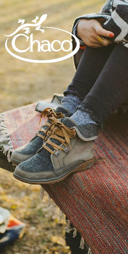 Chaco Boots \