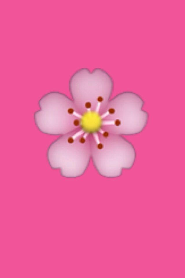 Emoji Blume Flower Crafts Cherry Blossom Blossom 640 x 640 png 231 кб. emoji blume flower crafts cherry