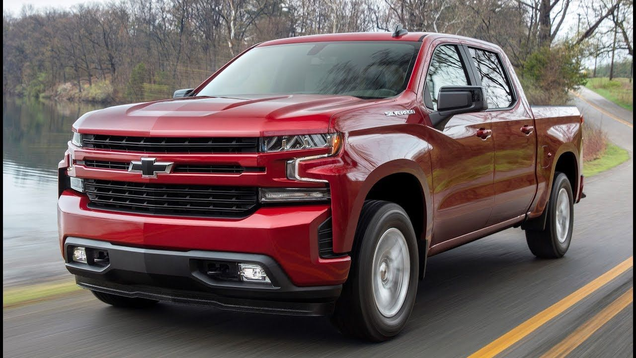 2019 Chevrolet Silverado 1500 Walkaround And Engine Chevy