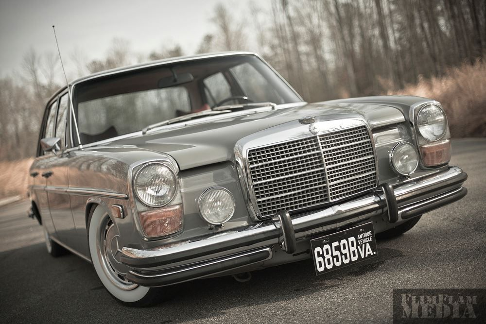 fortune auto's w114 | custom vintage Mercedes | Pinterest | Mercedes benz and Cars