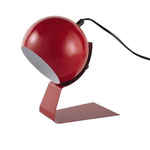 Lampe Enfant Rouge Bubble Maisons Du Monde Home Inspi