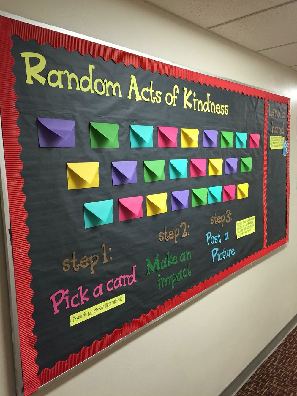 Random Acts Of Kindness School Classroom School Bulletin Boards