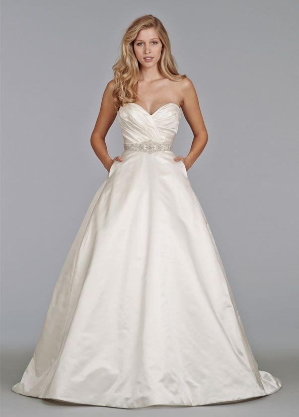Empire Waist Princess Wedding Dresses