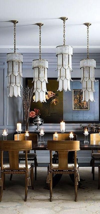 ROMANCING ART DECO: HOW TO ADD MODERN GLAMOUR INTO YOUR INTERIORS #artdecointerior
