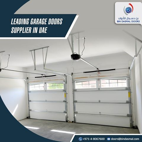 Residential Garage Doors In Dubai Bin Dasmal Doors With Images