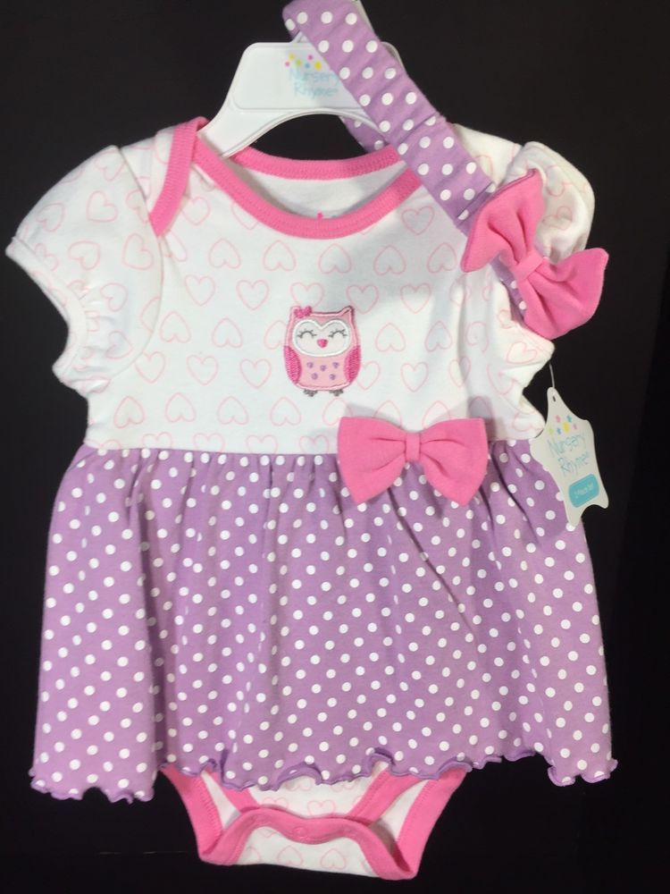 Baby Clothes S 1 Piece Dress With