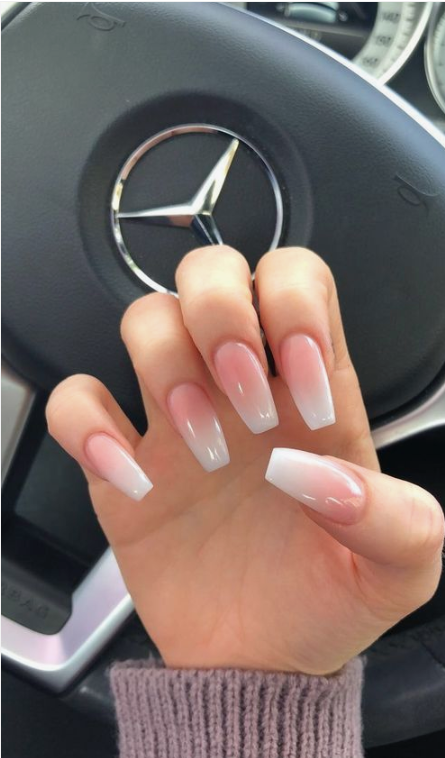 50 Glittering Acrylic Nails For Medium Length Nails And Long Nails The First Hand Fashion News For Females In 2020 Luxury Nails Square Acrylic Nails Coffin Nails Ombre