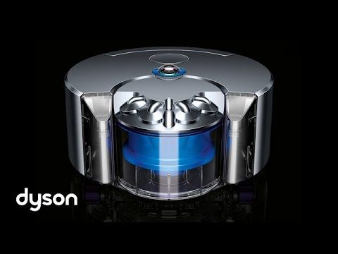 See The New Dyson 360 Eye Robot Vacuum Cleaner In Action Dysonrobot Aspirateur Robot Aspirateur Meilleur Aspirateur